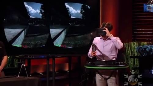The Omni, The Oculus Rift Peripheral