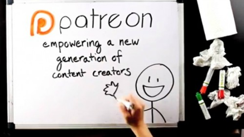Will you partner with DAGERS by becoming a patron?