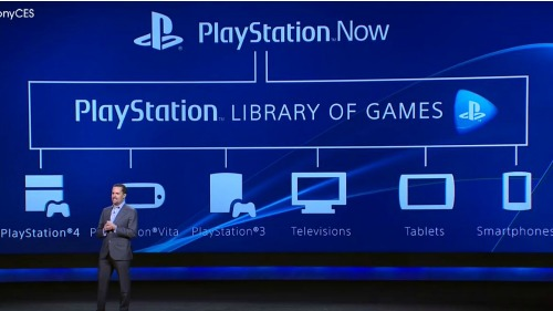 PS Now Will Stream PlayStation Games
