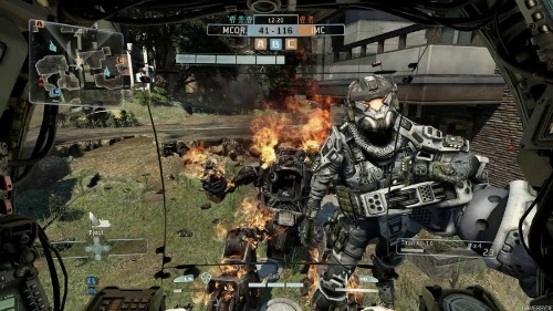 Titanfall Confirms Controller Layout