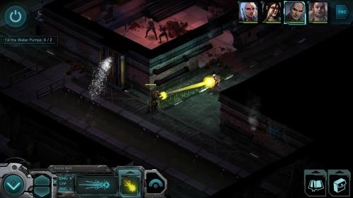 Harebrained Schemes Shadowrun: Dragonfall