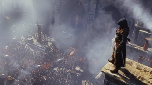 Assassin's Creed Unity Announced