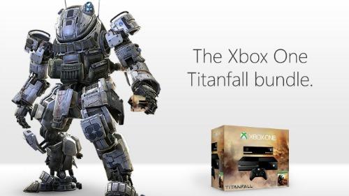 The Xbox One Titanfall bundle