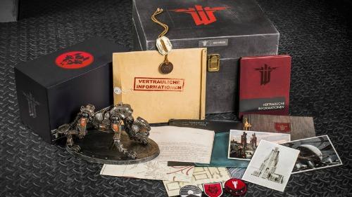 Panzerhund Edition For Wolfenstein