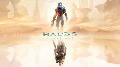 Halo-5 Guardians Announced