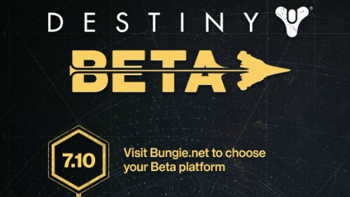 Destiny BETA
