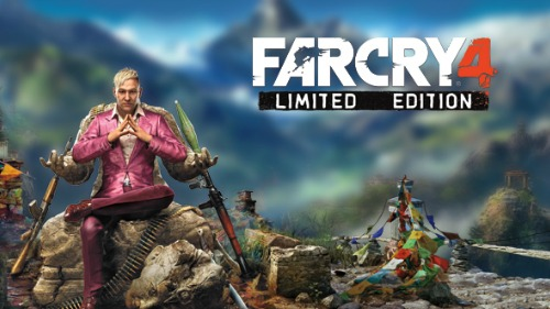 FarCry4 limited edition