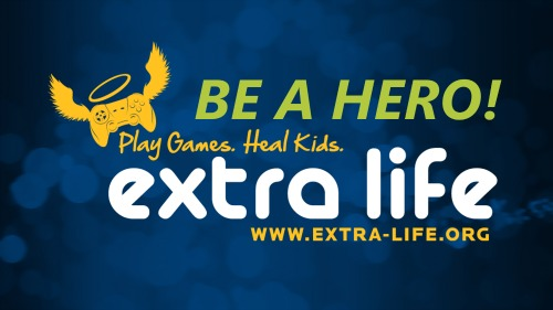 BE A HERO! extra life