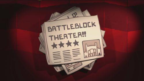 July 22, 2014 – Weekly Freebie – Battleblock Theater