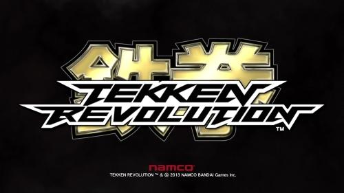Tekken-Revolution-Title-image