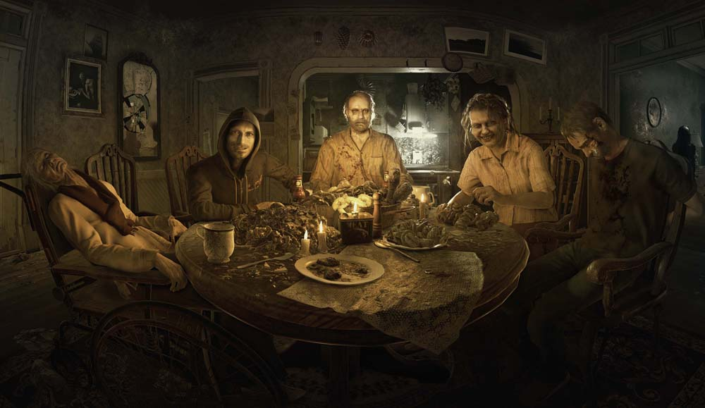 Review – Resident Evil 7
