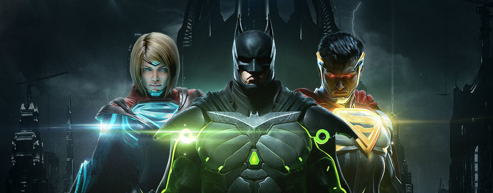 Review – Injustice 2