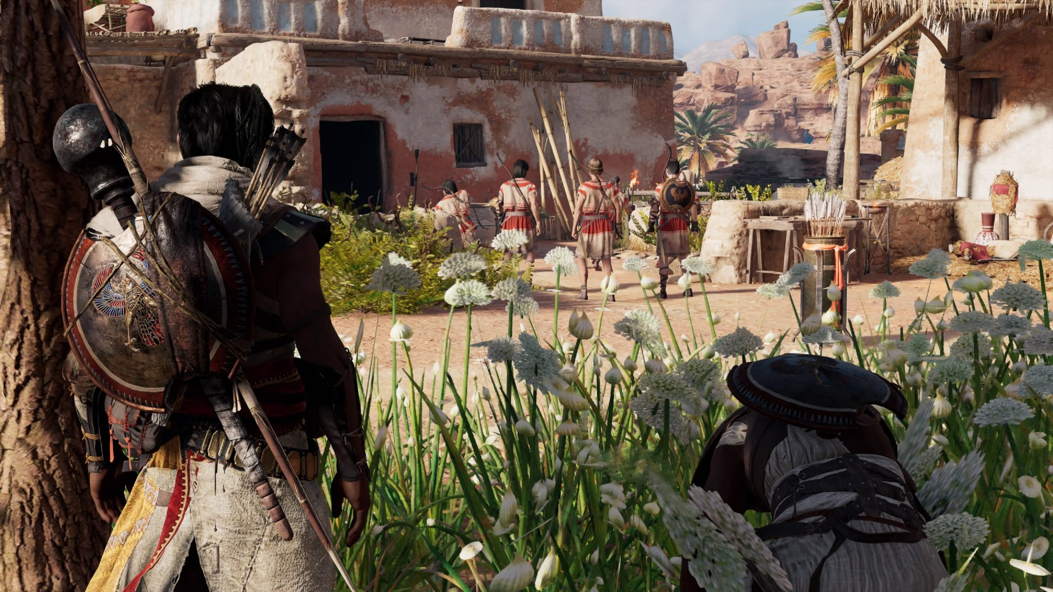Accessibility Game Review – Assassin's Creed Origins