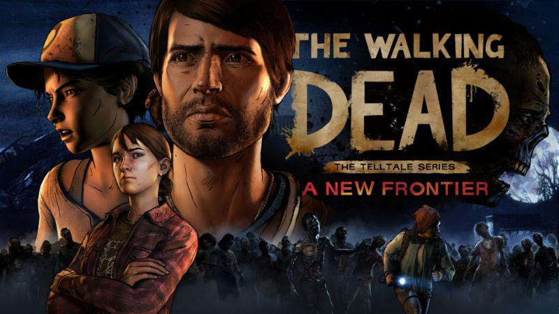 Review – The Walking Dead: A New Frontier