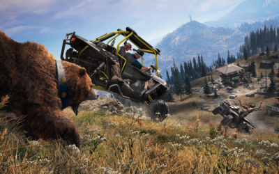 Accessibility Game Review – Far Cry 5