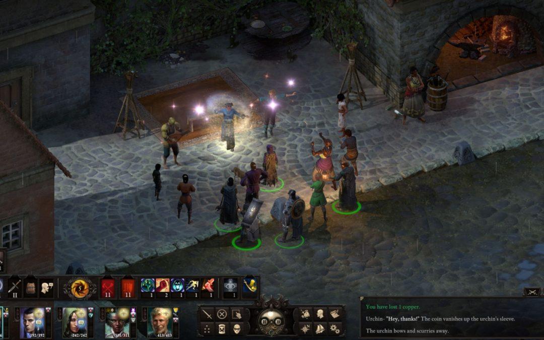 Pillars Of Eternity 2 Deadfire Screenshot Gameplay