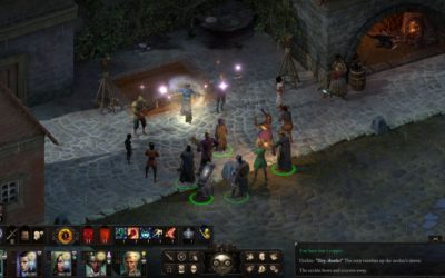 Accessibility Game Review – Pillars of Eternity II: Deadfire