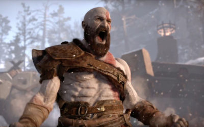 Accessibility Game Review – God of War