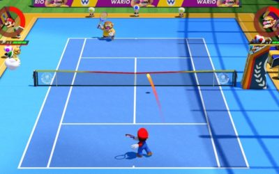 Accessibility Game Review – Mario Tennis Aces