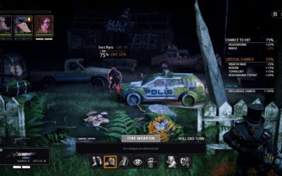 Accessibility Game Review – Mutant Year Zero: Road to Eden