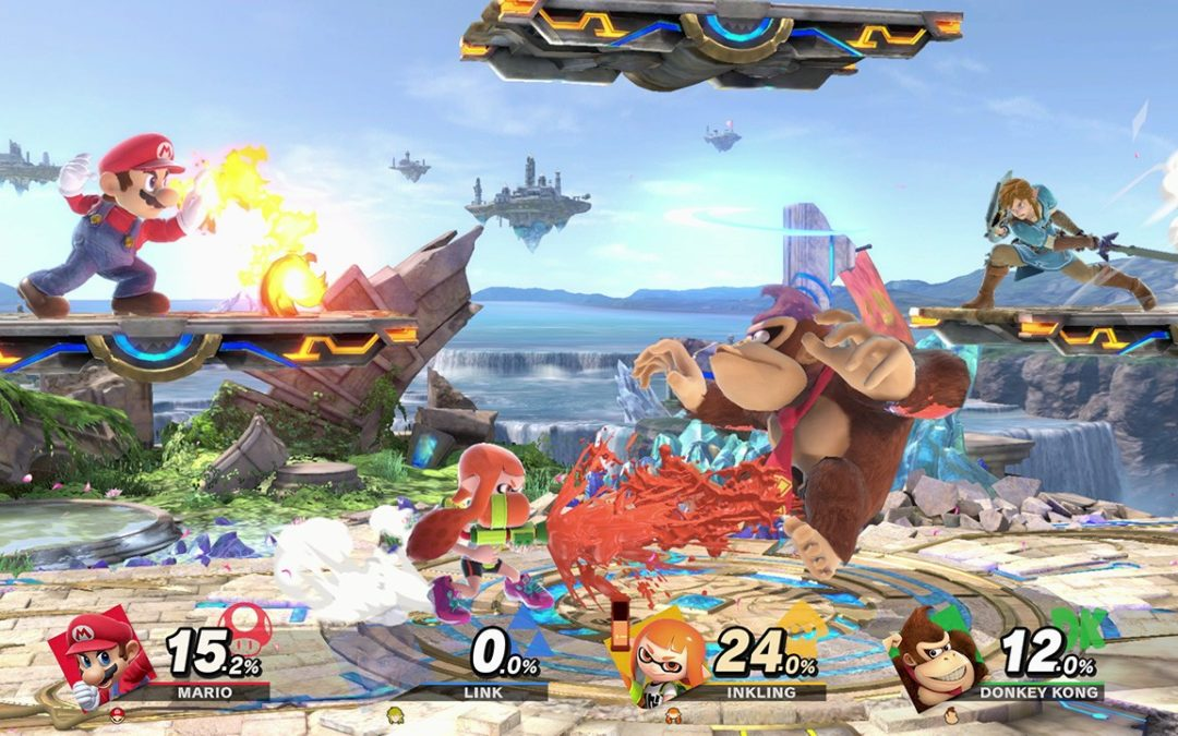 Accessibility Game Review – Super Smash Bros Ultimate