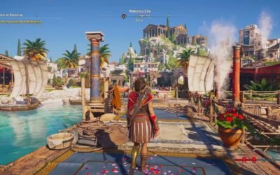Accessibility Game Review – Assassin's Creed: Odyssey