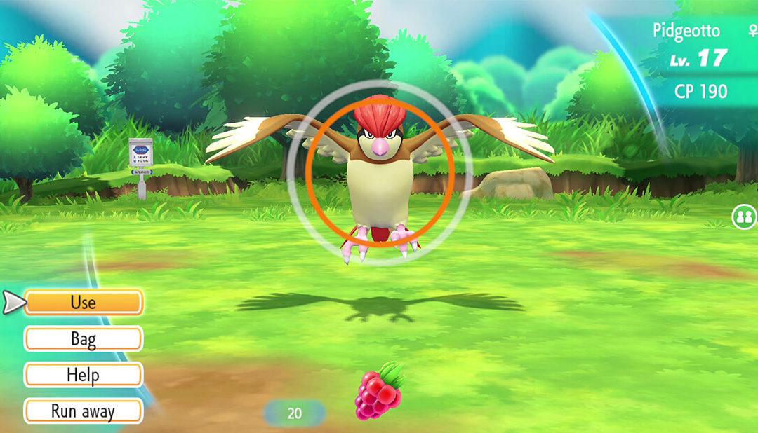 Review – Pokémon Let's Go!