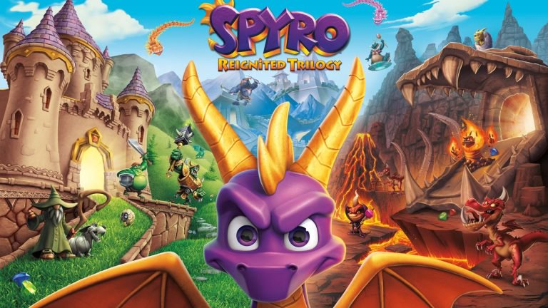 Accessibility Game Review – Spyro: The Reignited Trilogy