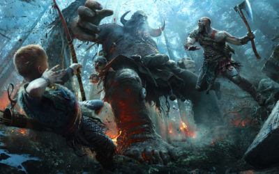 Editor's Choice – God of War