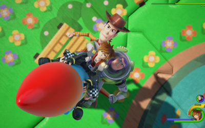 Accessibility Game Review – Kingdom Hearts 3