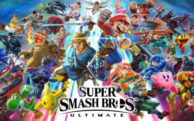 Super Smash Bros. Ultimate – DAGERS Diamond Award 2018