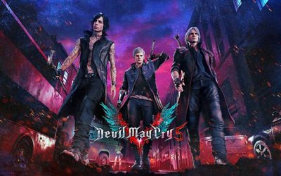 Disability Game Review – Devil May Cry V