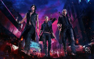 2019 Diamond Award Nominee – Devil May Cry 5