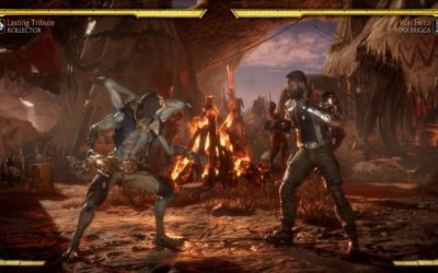 Accessibility Game Review – Mortal Kombat 11