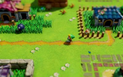 Accessibility Game Review – The Legend Of Zelda: Link's Awakening