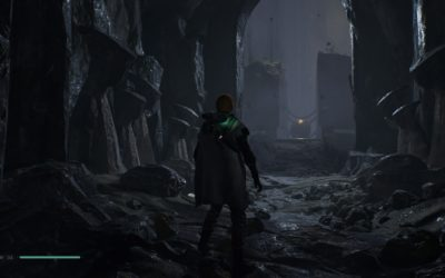 Accessibility Game Review – Star Wars Jedi: Fallen Order