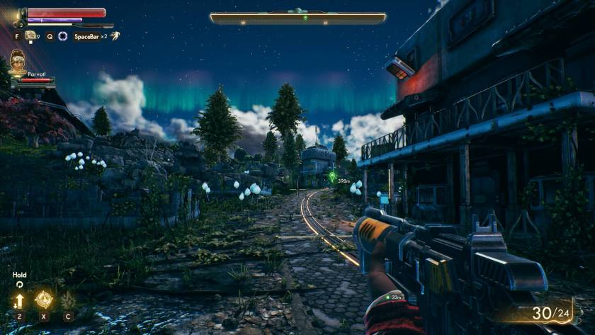 Accessibility Game Review – The Outer Worlds