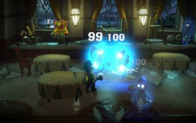 Accessibility Game Review – Luigi's Mansion 3