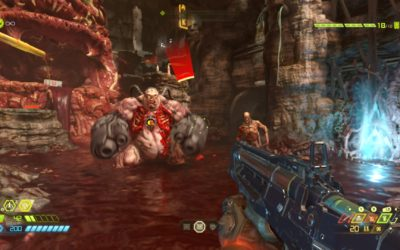 Accessibility Game Review – Doom Eternal