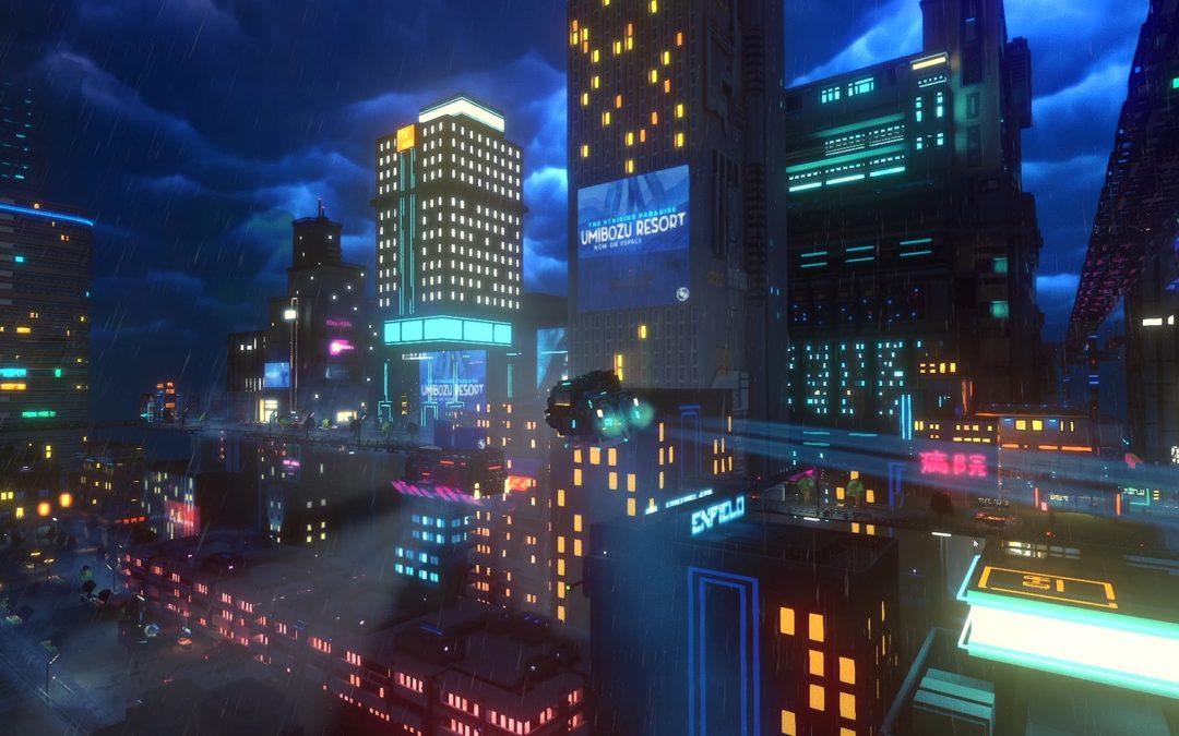 Indie Spotlight – Cloudpunk
