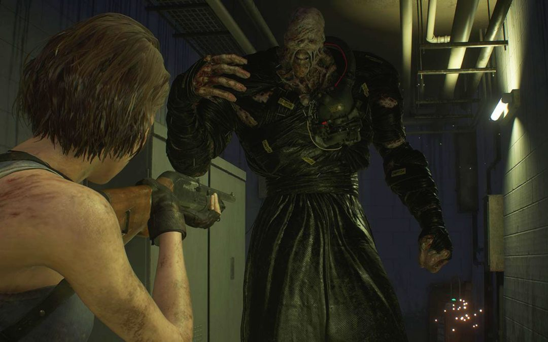 Resident Evil 3 Remake Accessibility Update