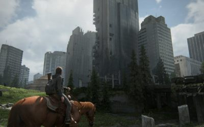 Accessibility Game Review – The Last of Us: Part II