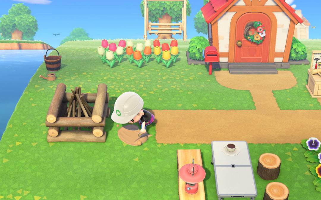 Accessibility Game Review – Animal Crossing: New Horizons