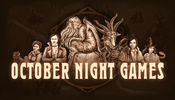 Indie Spotlight – October Night Games