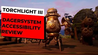 VIDEO – Accessibility Game Review – Torchlight III