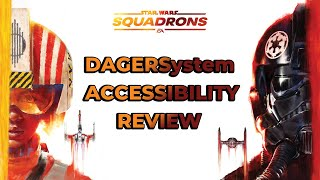 VIDEO – Accessibility Game Review – Star Wars: Squadrons