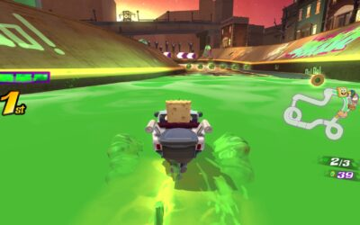Accessibility Game Review – Nick Kart Racers 2
