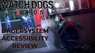 VIDEO – Accessibility Game Review – Watch Dogs: Legion