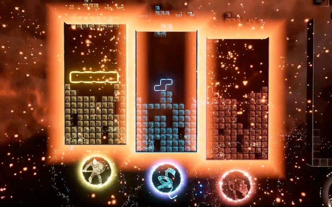 Review – Tetris Effect Connected image