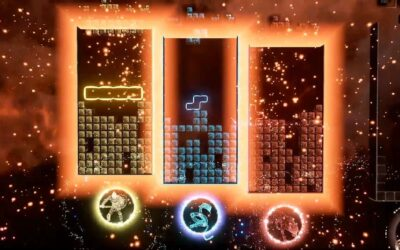 Accessibility Game Review – Tetris Effect Connected